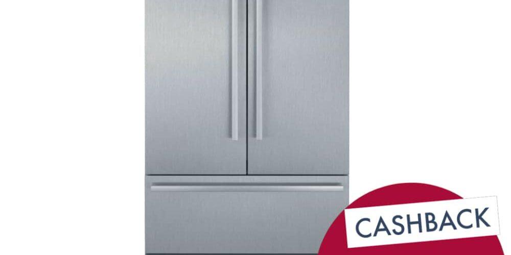 kétajtós hűtőszekrény